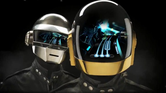 Dj Hero Inicia su promoción con Daft Punk - Intro de Dj Hero[Anuncio de TV]