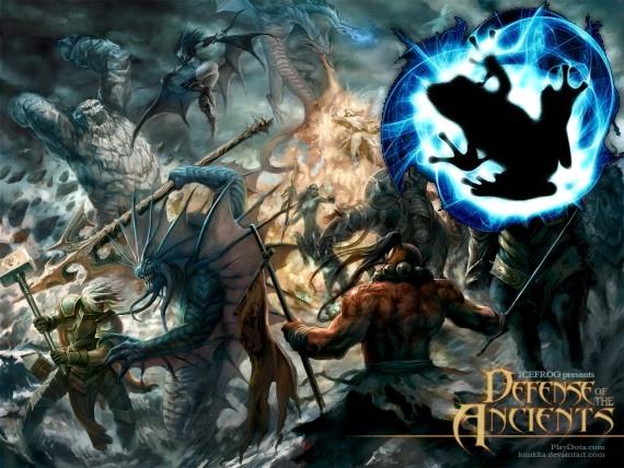 Valve contrata a IceFrog, desarrollador de DotA Allstars