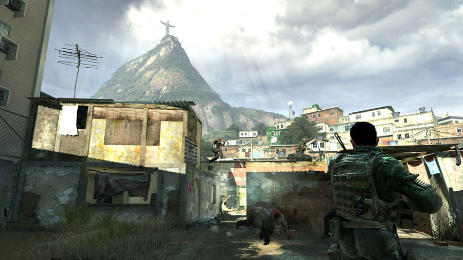 ... y estos son los requerimientos de Modern Warfare 2 en PC [Requerimientos del 2005]