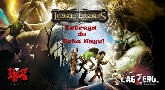 La Pregunta del Domingo [58]: Riot Games y LagZero te regalan una Beta Key de League of Legends