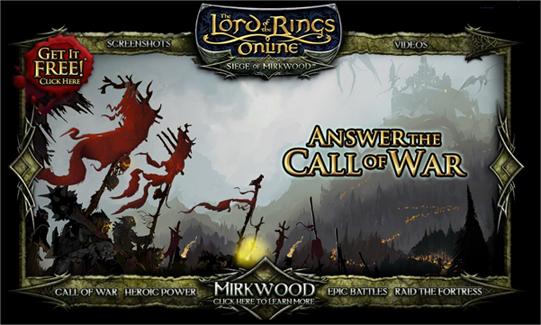 Portada Siege of Mirkwood