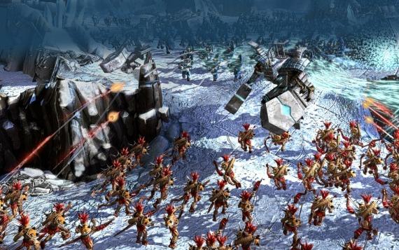 El primer juego con DirectX11 será: (Redoble de Tambores) BattleForge!!