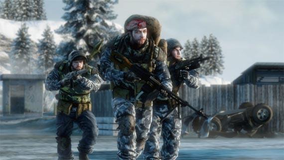 Nuevo trailer gameplay de Battlefield: Bad Company 2 [Vía Twitter]