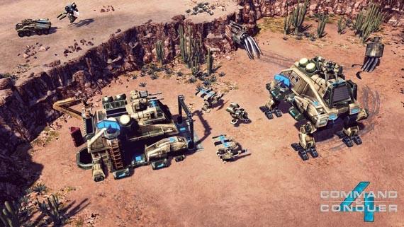 Nuevo trailer de Command & Conquer 4 habla del Crawler [Video]