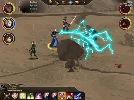 Anunciado Dragon Age: Journeys; versión 2d en Flash para Browsers