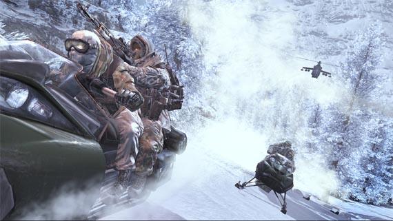 GT TV revela el nuevo modo Spec Ops para Call of Duty: Modern Warfare 2