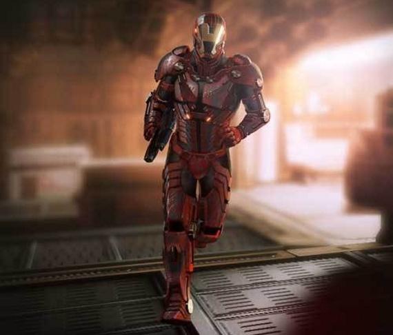 Ya hay fecha de despegue para Mass Effect 2