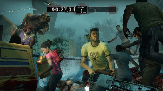 Nuevo modo multiplayer detallado para Left 4 Dead 2 [Screenshots]
