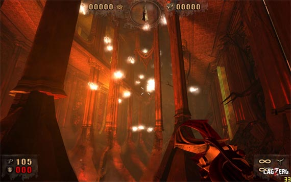 A descargar el demo de Painkiller: Resurrection [Demos]