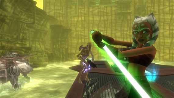 Un juego para olvidar: Star Wars The Clone Wars: Republic Heroes [Opinión / Semi-Análisis]
