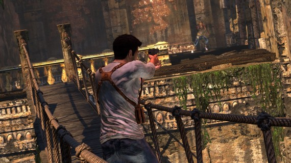 Uncharted 2: Among Thieves (PS3)