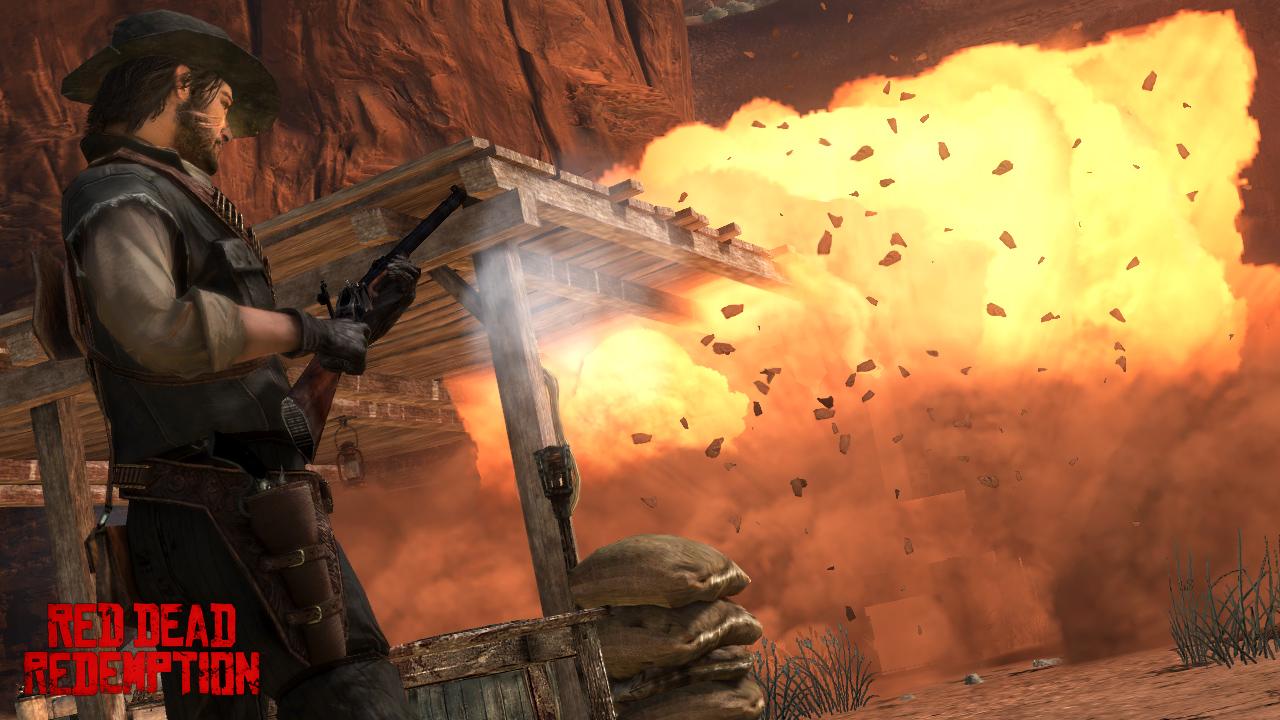 Nuevas screens de Red Dead Redemption... y están de lujo! [Screenshots]