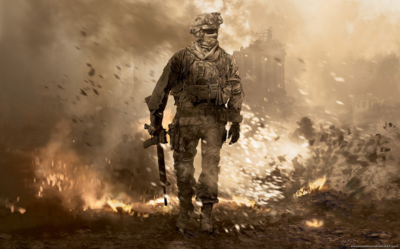 Steam se pwn3a a quienes preordenaron Modern Warfare 2