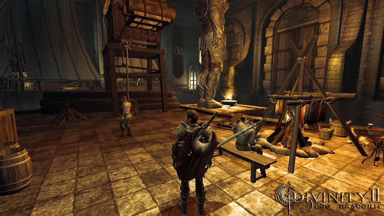 Divinity II: Ego Draconis. Se huele espionaje industrial en Bioware [Videos]