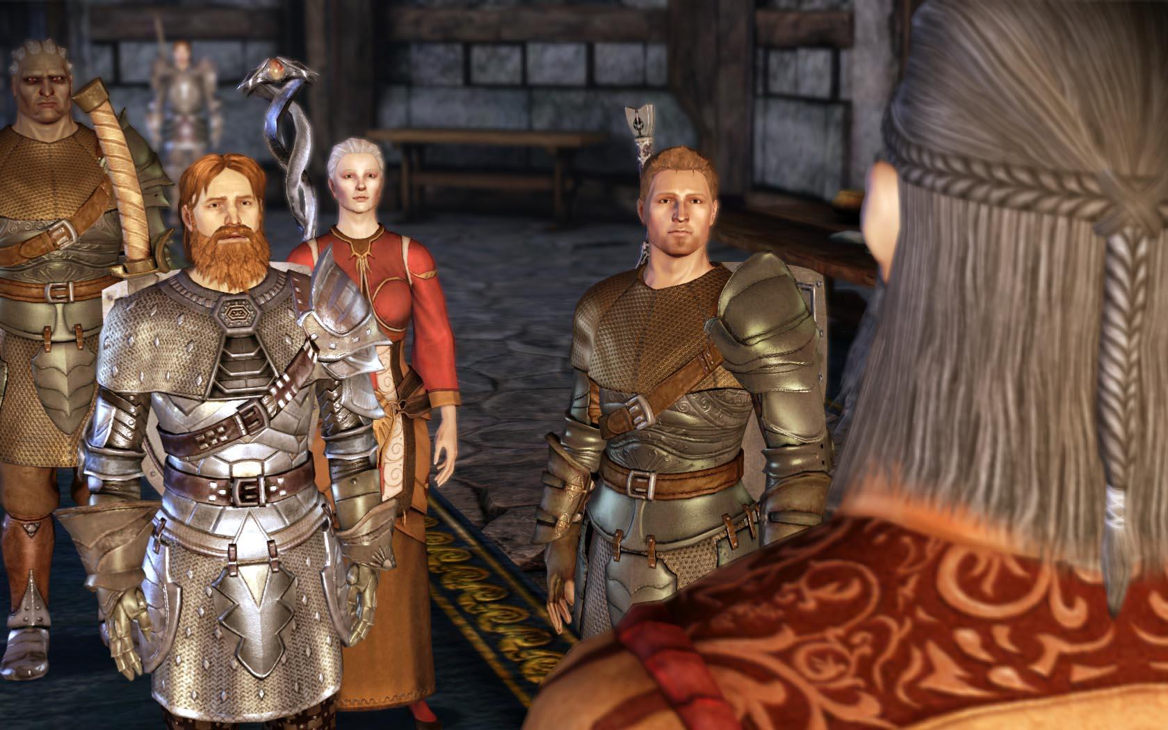 Atrapado en Dragon Age: Origins -  Día 4 [Opinión]