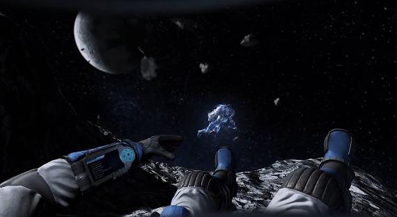 Trailer Gameplay de Shattered Horizon [Space FPS]