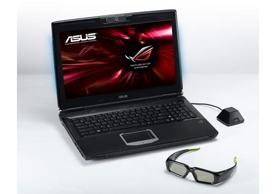 Nvidia se la juega: Tecnología 3D Vision para notebooks [Hardware Gamer]