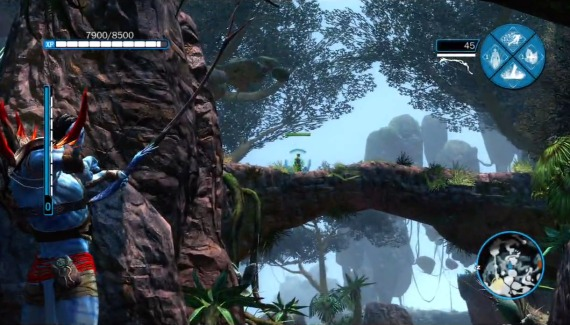 James Cameron's Avatar The Game [Gameplay - Trailer]