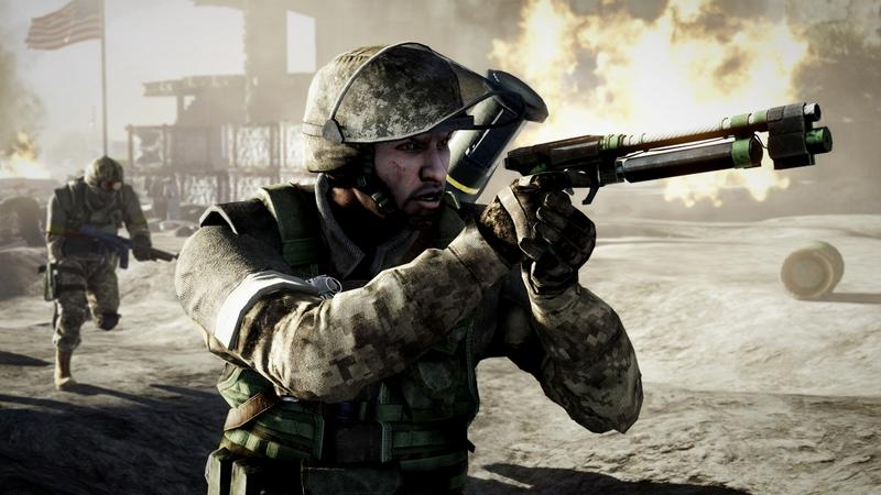 Diez potentes minutos de Battlefield: Bad Company 2 [Video]