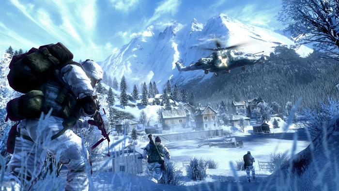La beta de Bad Company 2 para PC se retrasará hasta el próximo año