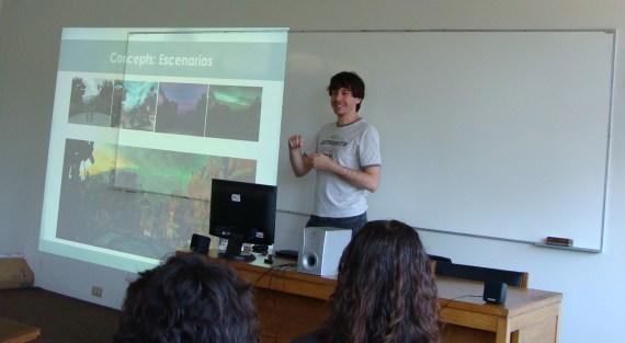 Carlos Bordeu habla sobre el desarrollo de Zeno Clash [Desarrollo de Video Juegos]