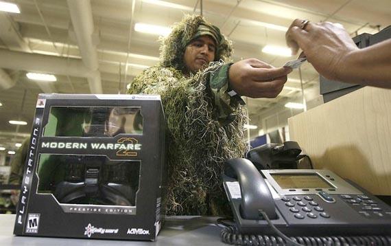 Activision pensando en un MMO de Call of Duty :o [Rumores]
