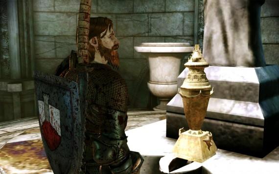 El final de una de las quests más largas y complejas del juego (hasta ahora): The Urn of Sacred Ashes