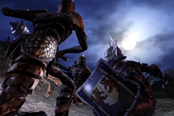 Atrapado en Dragon Age: Origins [Comentarios]