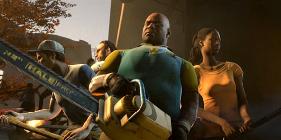 Demo de Left 4 Dead 2 disponible para todo el public, valve celebra con un nuevo spot de TV [Video]