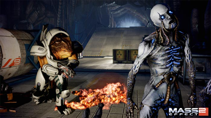 El Adepto: La nueva clase en Mass Effect 2 [Video]