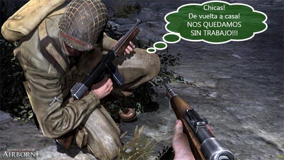 Se viene... Medal of Honor: Modern Combat [Rumores]