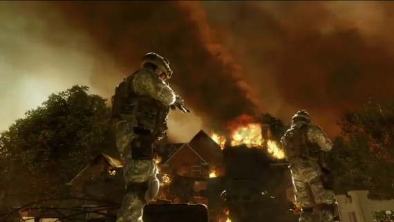 Trailer de Lanzamiento de Call Of Duty: Modern Warfare 2 [Spoilers]