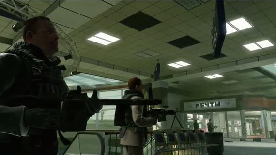 Modern Warfare 2 baneado en Rusia