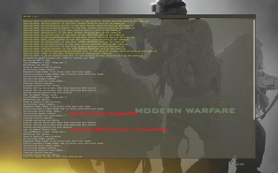Habemus consola y servidores dedicados para Modern Warfare 2