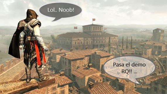 Fans se cortan las venas: Assassin's Creed 2 no tendrá demo [no demo, no pain]