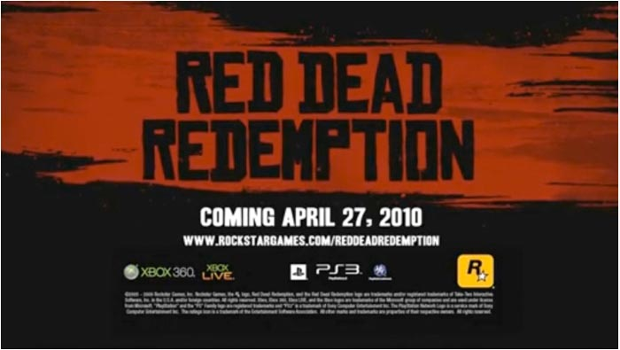Red Dead Redemption con fecha totalmente confirmada [Western]