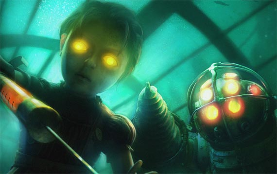 Capture the Flag? NO! Capture the Little Sister. El MP de Bioshock 2 está raro [Videos]