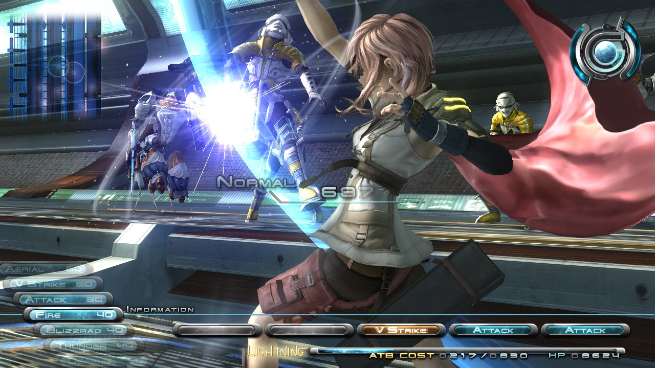 Extenso trailer cinemático de Final Fantasy XIII con un poco de gameplay [Japo Trailers]