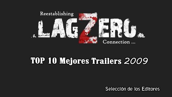 LagZero Analiza: TOP 10 Mejores Trailers de Videojuegos de 2009 [TOP 10]