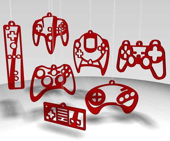 video_game_controller_ornaments