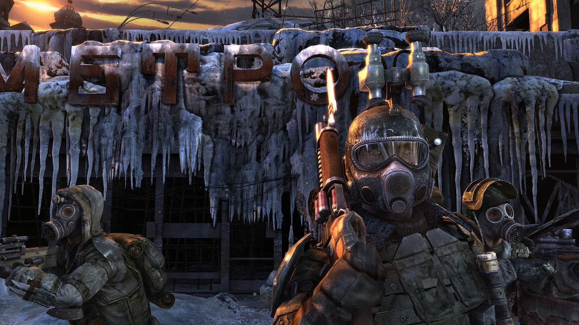Primeras screenshots ingame de Metro 2033 se ven impresionantes! [Screens]