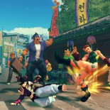 Capcom despacha 5 nuevos escenarios para Super Street Fighter IV [Screens]