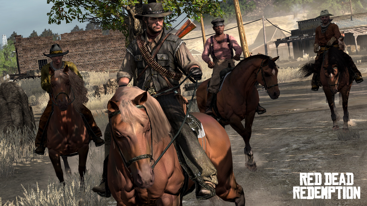 El primer trailer gameplay de Red Dead Redemption es increíble [Trailers]