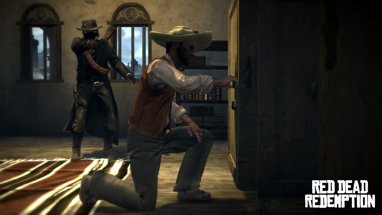 LagZero Compara: Red Dead Redemption con Grand Theft Auto IV [Mega Galería]