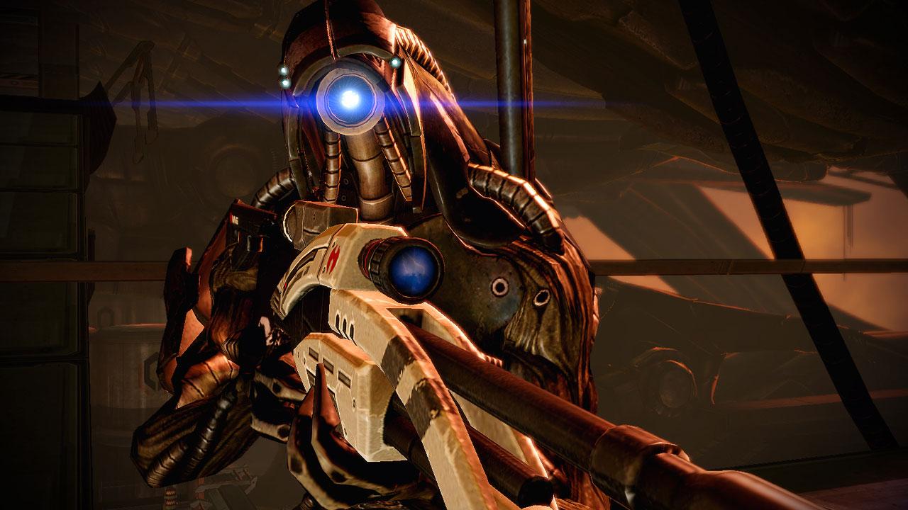 En Mass Effect 2 jugaré de Sentinela... además, acá están los enemigos [Videos WOW!]