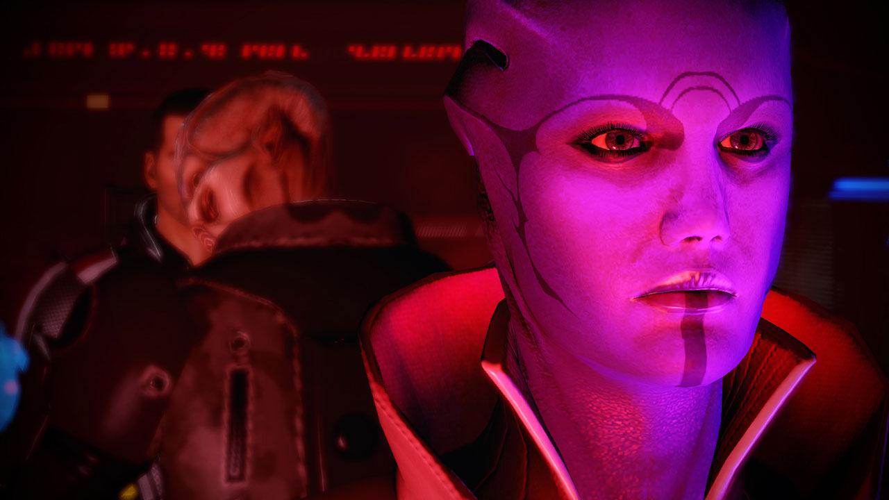 Las estrellas de Mass Effect 2 en video [Celebs]