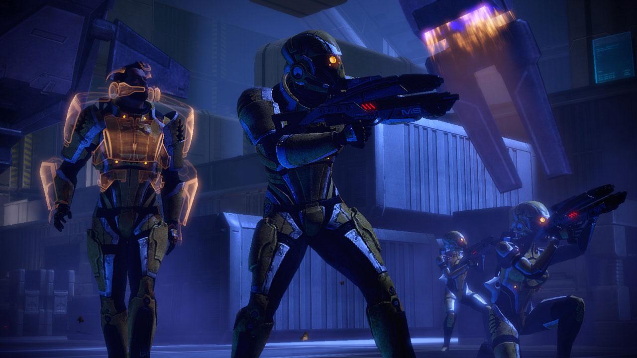Mass Effect 2 Screenshots Trailer