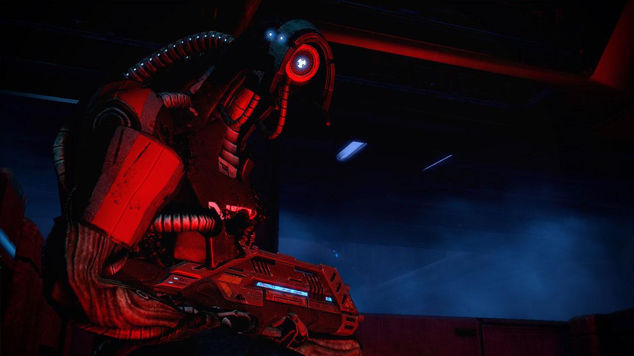 Nuevo trailer cinemático de Mass Effect 2 está de lujo!
