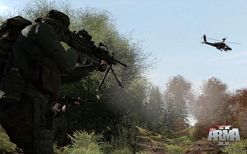 Nuevo parche de ArmA 2 traerá nuevos vehículos, DLC y otras cosas [Screens y Trailer]