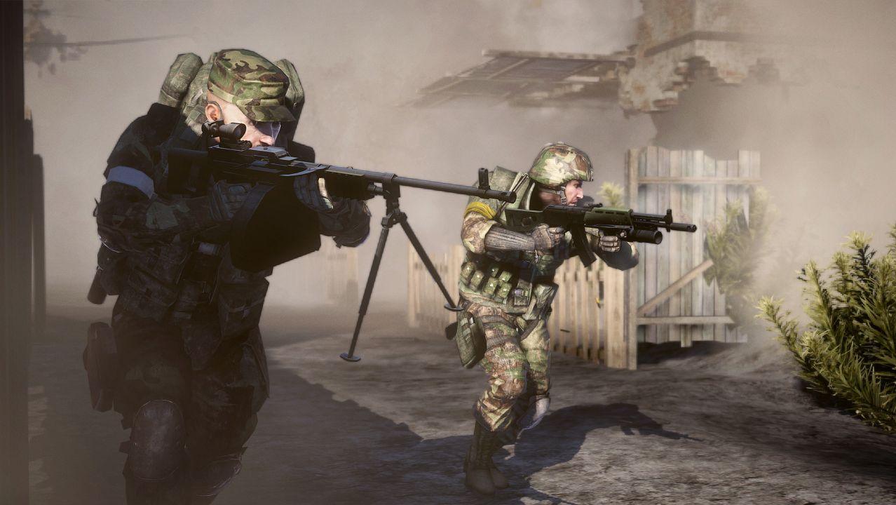 Requerimientos de Battlefield: Bad Company 2 y Battlefield: 1943 [PC]